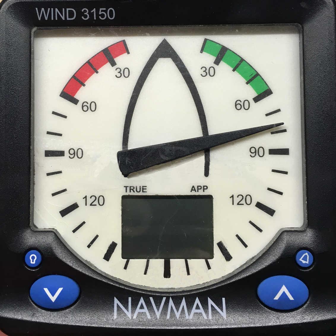 NAVMAN/NAVSTAR 3100 Display Not Working