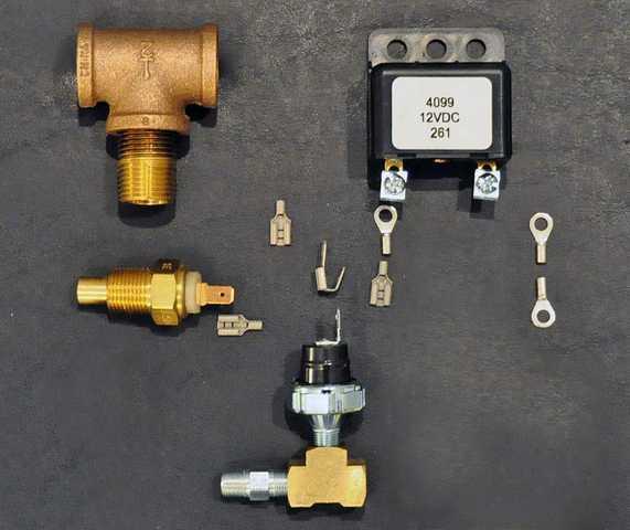 An Engine Alarm System